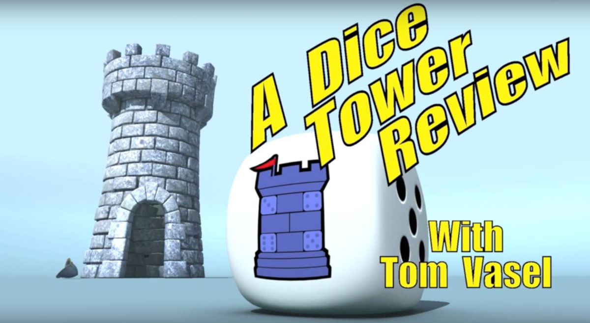 A Dice Tower Review with Tom Vasel