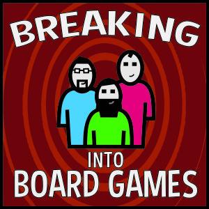 Breaking into Board Games logo